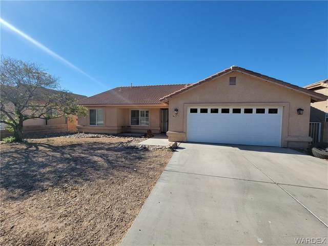 2835 Wikieup Avenue, Kingman, AZ 86401 (MLS #981861) :: The Lander Team