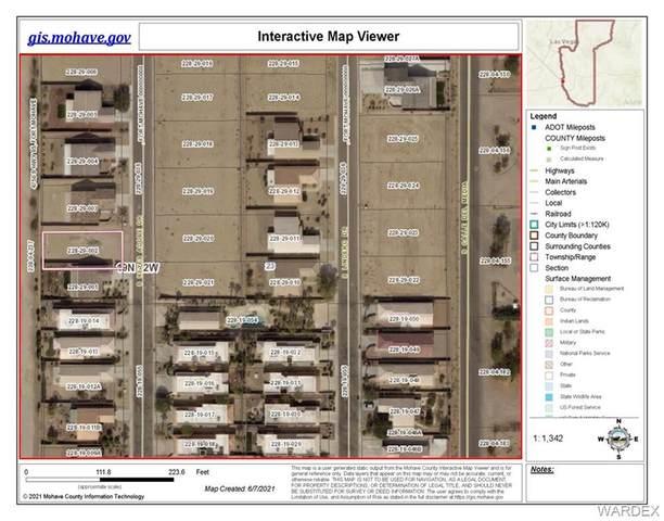 4673 S Reyes Adobe Drive, Fort Mohave, AZ 86426 (MLS #981884) :: The Lander Team