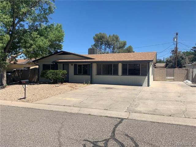 2510 Boulder Avenue, Kingman, AZ 86401 (MLS #981918) :: The Lander Team