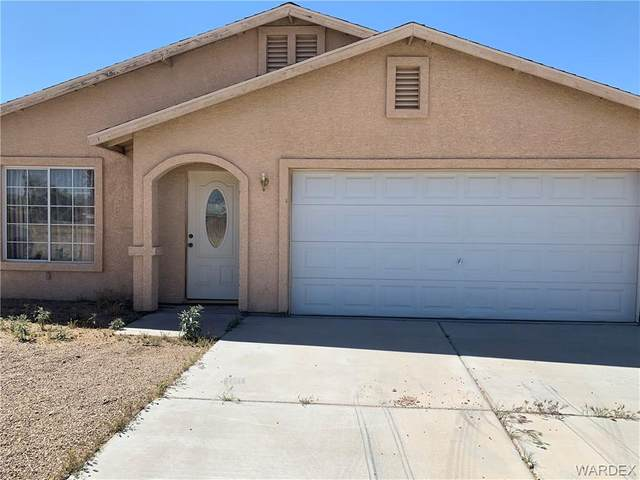 2643 Valentine Avenue, Kingman, AZ 86401 (MLS #981934) :: The Lander Team