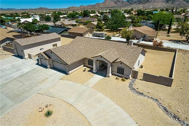 4302 Rafter B Avenue, Kingman, AZ 86401 (MLS #981953) :: AZ Properties Team | RE/MAX Preferred Professionals