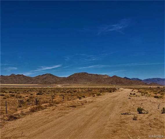 0000 E Brooks Blvd., Kingman, AZ 86401 (MLS #981956) :: The Lander Team
