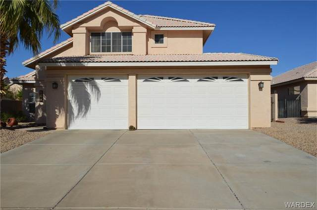 5576 S Shasta Lake Drive, Fort Mohave, AZ 86426 (MLS #981979) :: The Lander Team