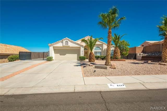 2117 Shadow Canyon Drive, Bullhead, AZ 86442 (MLS #981999) :: The Lander Team