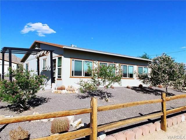 11106 S Jenny Road, Yucca, AZ 86438 (MLS #982016) :: AZ Properties Team | RE/MAX Preferred Professionals