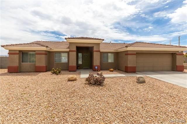 3999 Heather Avenue, Kingman, AZ 86401 (MLS #982023) :: AZ Properties Team | RE/MAX Preferred Professionals