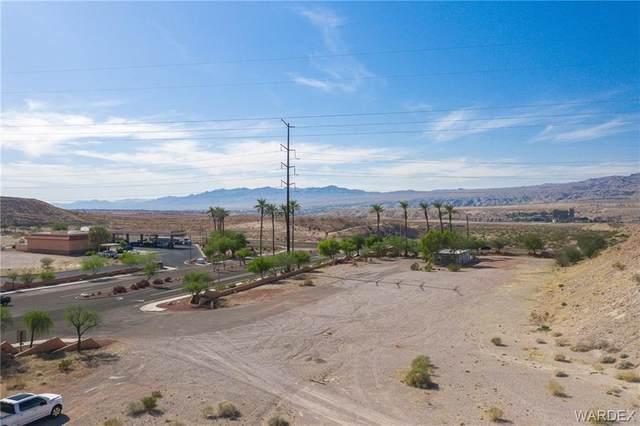 00 Desert Foothill Drive, Bullhead, AZ 86429 (MLS #982042) :: AZ Properties Team | RE/MAX Preferred Professionals