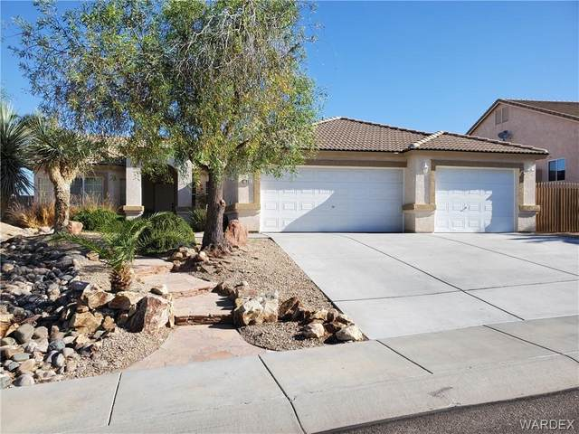 2863 Ventana Drive, Bullhead, AZ 86429 (MLS #982050) :: The Lander Team