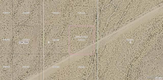 5633 S Ramada Road, Golden Valley, AZ 86413 (MLS #982052) :: AZ Properties Team | RE/MAX Preferred Professionals