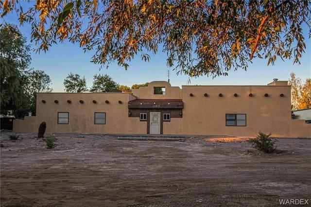 1865 E Poplar Drive, Mohave Valley, AZ 86440 (MLS #982054) :: The Lander Team