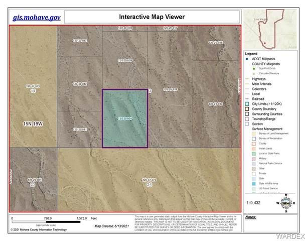 32 acres Unknown, Lake Havasu, AZ 86403 (MLS #982075) :: AZ Properties Team | RE/MAX Preferred Professionals