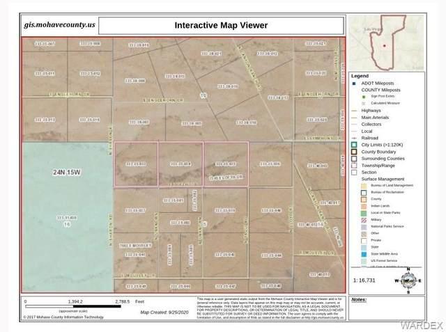 35 N Sharon Drive, Kingman, AZ 86409 (MLS #982079) :: AZ Properties Team | RE/MAX Preferred Professionals