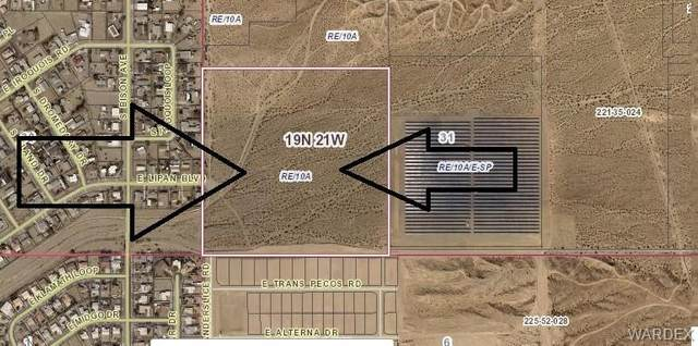 0001 Unknown, Fort Mohave, AZ 86426 (MLS #982084) :: AZ Properties Team | RE/MAX Preferred Professionals