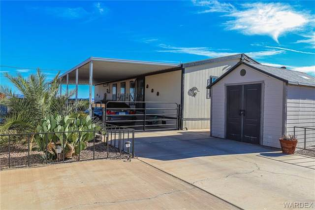 2188 E Lone Star Drive, Mohave Valley, AZ 86440 (MLS #982096) :: The Lander Team