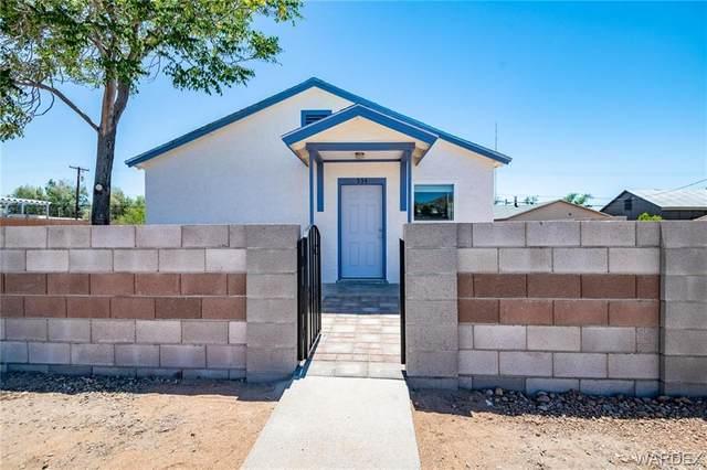 534 Topeka Street, Kingman, AZ 86401 (MLS #982099) :: AZ Properties Team   RE/MAX Preferred Professionals