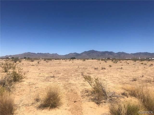 GTAC #10 LOT 18, 31 Calico Drive, Dolan Springs, AZ 86441 (MLS #982100) :: The Lander Team