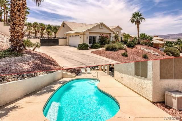 2886 Desert Vista Drive, Bullhead, AZ 86429 (MLS #982112) :: AZ Properties Team   RE/MAX Preferred Professionals