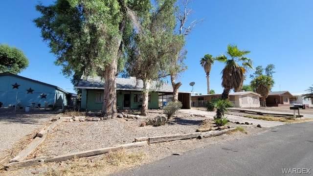 1132 Paseo Pescador, Bullhead, AZ 86442 (MLS #982122) :: The Lander Team