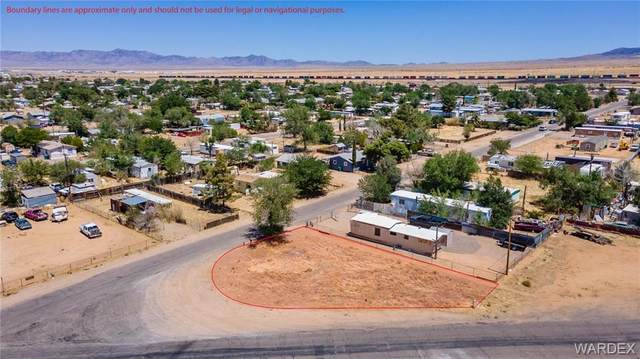 TBD N Eagle Drive, Kingman, AZ 86409 (MLS #982137) :: The Lander Team