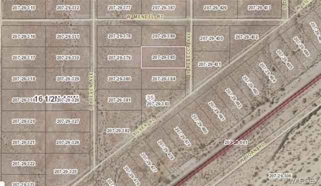 #385 Haviland Ranch, Rebecca Ave, Yucca, AZ 86438 (MLS #982140) :: AZ Properties Team | RE/MAX Preferred Professionals