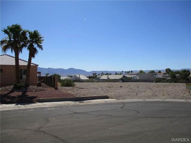 2129 Shadow Canyon Drive, Bullhead, AZ 86442 (MLS #982149) :: The Lander Team