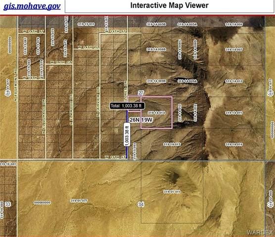 KEMO RANCHES W2 LOT  Flores, Dolan Springs, AZ 86441 (MLS #982156) :: AZ Properties Team | RE/MAX Preferred Professionals