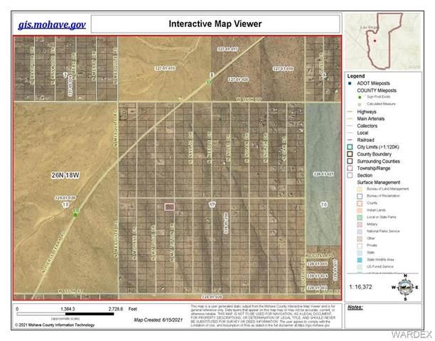 0 Mt Tipton Rd, Dolan Springs, AZ 86441 (MLS #982162) :: AZ Properties Team | RE/MAX Preferred Professionals