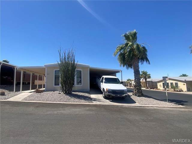 2960 Silver Creek Road No 128, Bullhead, AZ 86442 (MLS #982168) :: AZ Properties Team   RE/MAX Preferred Professionals