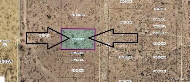 0000 N B Street, Kingman, AZ 86401 (MLS #982175) :: The Lander Team