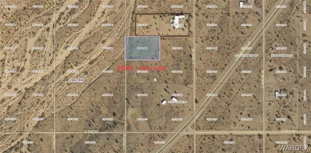 Lot 215 N Quaint Drive, Dolan Springs, AZ 86441 (MLS #982185) :: AZ Properties Team   RE/MAX Preferred Professionals
