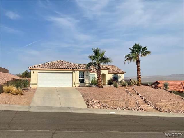 3949 Ontell Drive, Bullhead, AZ 86442 (MLS #982189) :: The Lander Team