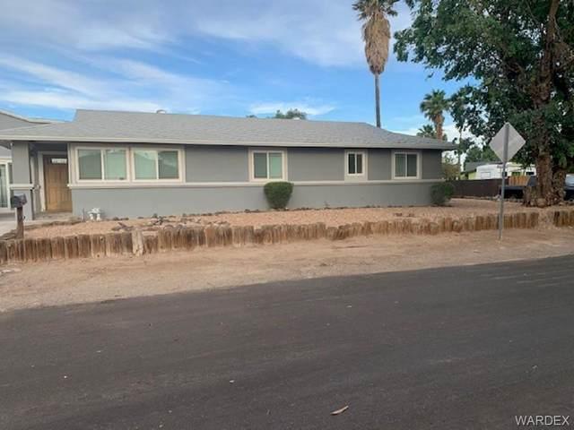 2440 Camino Del Rio, Bullhead, AZ 86442 (MLS #982190) :: The Lander Team