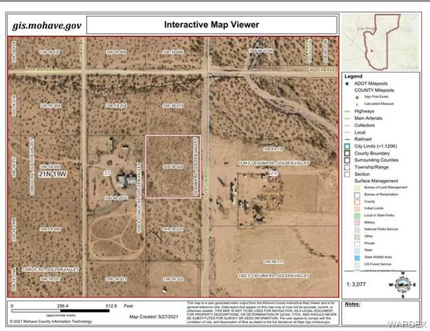 000 S Laguna Road, Golden Valley, AZ 86413 (MLS #982195) :: AZ Properties Team   RE/MAX Preferred Professionals