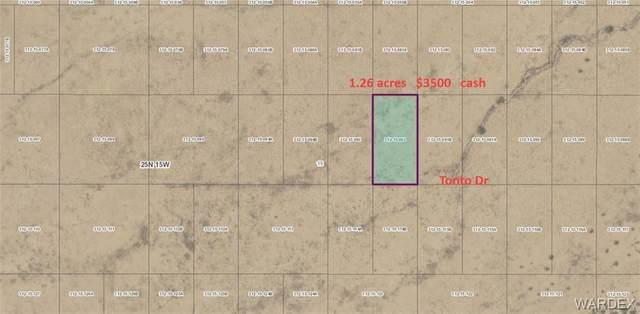 Lot 327 Tonto Drive, Kingman, AZ 86409 (MLS #982196) :: AZ Properties Team | RE/MAX Preferred Professionals