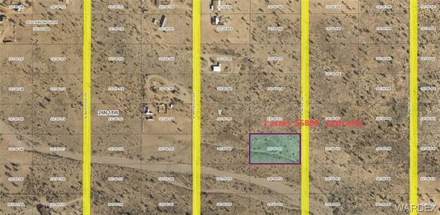 Lot 13 N Mead Drive, Dolan Springs, AZ 86441 (MLS #982201) :: AZ Properties Team | RE/MAX Preferred Professionals
