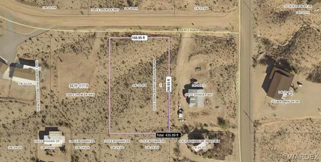 1320 E Spencer Way, Meadview, AZ 86444 (MLS #982202) :: The Lander Team