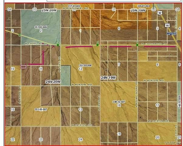 GTAC #6 S-11 LOT 72 Mineral Road, Dolan Springs, AZ 86441 (MLS #982207) :: The Lander Team
