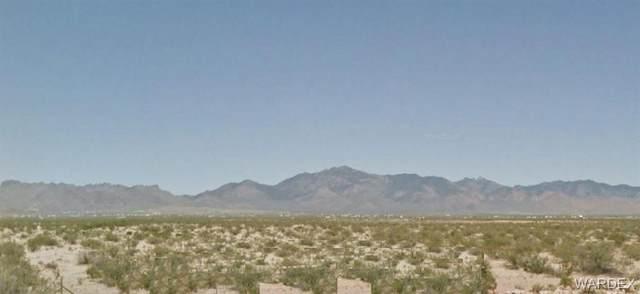 0 N Earls Drive, Dolan Springs, AZ 86441 (MLS #982211) :: The Lander Team