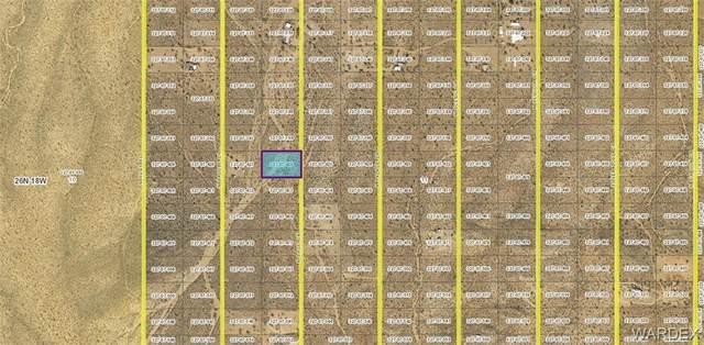 Lot 437 N Sage Drive, Dolan Springs, AZ 86441 (MLS #982216) :: AZ Properties Team | RE/MAX Preferred Professionals