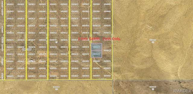 2 lots N Snake Drive, Dolan Springs, AZ 86441 (MLS #982217) :: AZ Properties Team | RE/MAX Preferred Professionals