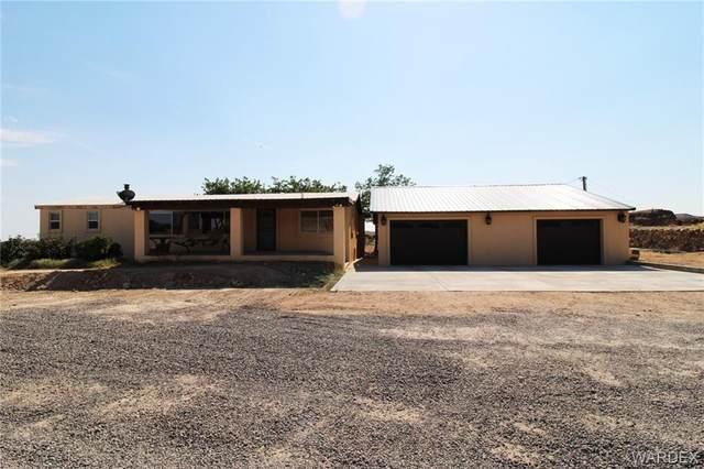 1808 N Clack Canyon Road, Kingman, AZ 86409 (MLS #982218) :: The Lander Team
