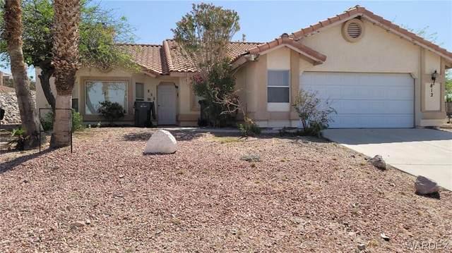812 Park View Drive, Bullhead, AZ 86429 (MLS #982219) :: AZ Properties Team | RE/MAX Preferred Professionals