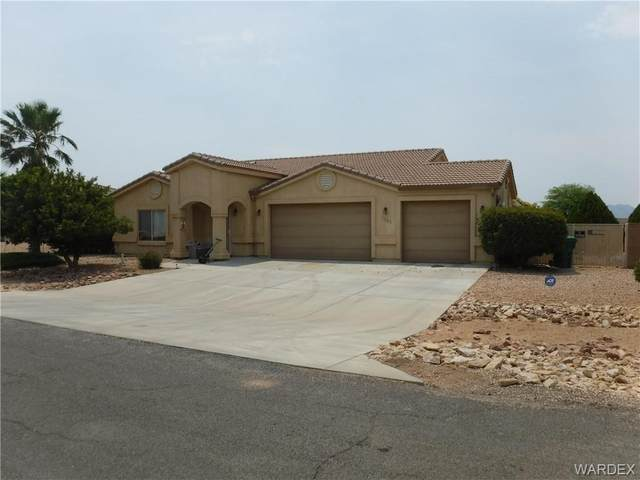 7142 E Stoneaxe Drive, Kingman, AZ 86401 (MLS #982221) :: AZ Properties Team | RE/MAX Preferred Professionals