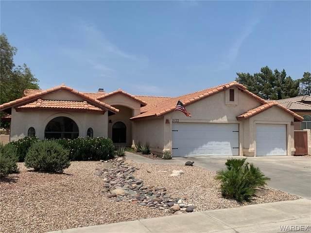 2133 Shadow Canyon Drive, Bullhead, AZ 86442 (MLS #982237) :: The Lander Team
