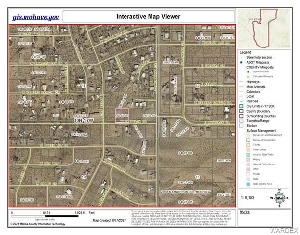155 W Haystack Drive, Meadview, AZ 86444 (MLS #983246) :: AZ Properties Team | RE/MAX Preferred Professionals