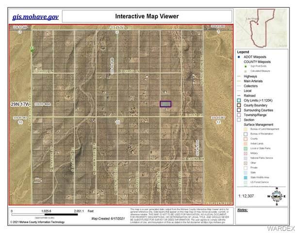 27292 N Peach Drive, Meadview, AZ 86444 (MLS #983251) :: AZ Properties Team | RE/MAX Preferred Professionals