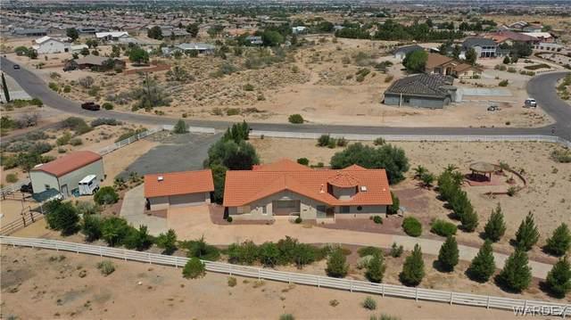 2183 Chinook Drive, Kingman, AZ 86401 (MLS #983252) :: The Lander Team