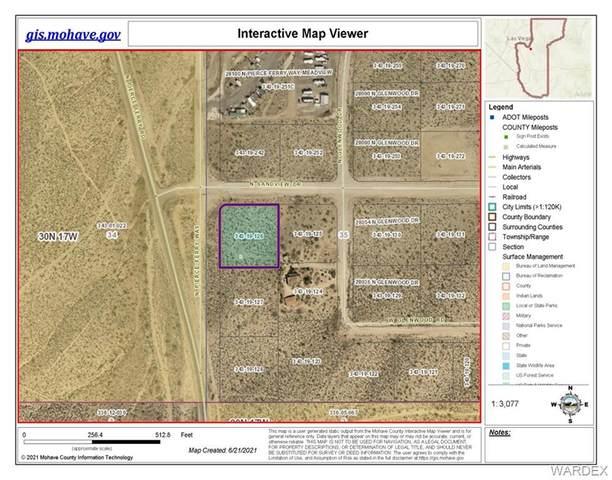 28050 N Sandview Drive, Meadview, AZ 86444 (MLS #983253) :: AZ Properties Team | RE/MAX Preferred Professionals