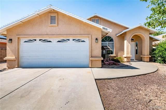 3835 E Potter Avenue, Kingman, AZ 86409 (MLS #983259) :: AZ Properties Team   RE/MAX Preferred Professionals