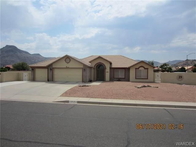 5595 N Sun Mountain Boulevard, Kingman, AZ 86409 (MLS #983267) :: The Lander Team